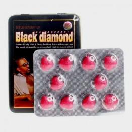 Black Diamond черный бриллиант для мужчин 1 таб. C-3335