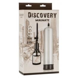 Вакуумная помпа Discovery Magnate 6906-00Lola