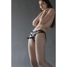 Набор трусиков с анальной пробкой No Mercy Softer One Size 3338-01lola