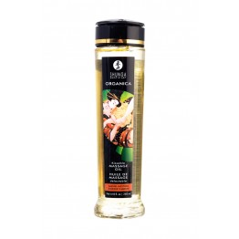 Масло для массажа Shunga Organica Almond Sweetness, натуральное, возбуждающее, миндаль, 240 мл.