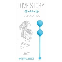 Вагинальные шарики Cleopatra Waterfall Breeze 3007-03Lola