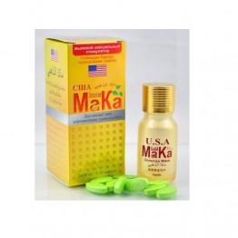 Препарат для потенции USA Gold MaKa (Золотая МаКа) (10 таблеток) Makagold10