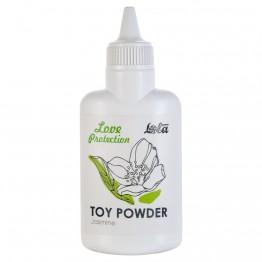 Пудра для игрушек ароматизированная Love Protection Жасмин 30гр 1822-01Lola