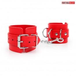 НАРУЧНИКИ цвет красный арт. NTB-80561