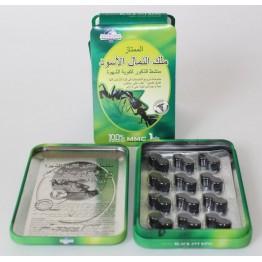 Мужские Препарат для повышения потенции Super Black Ant King, ЦЕНА за 1 таб. SB-7980