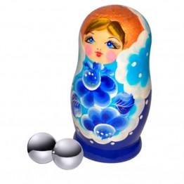 Вагинальные шарики Sitabella металлические,Ø2,2 см 8002