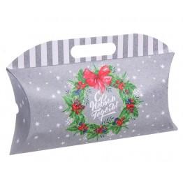 Коробка подарочная С Новым Годом!, 34 × 28,5 × 7,5 см