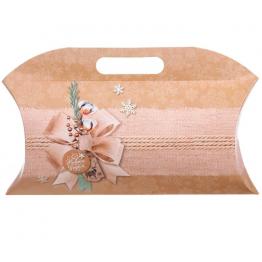 Коробка подарочная С Новым Годом, 21,5 × 13,5 × 5 см