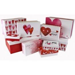 Подарочная коробка Любовь повсюду 2